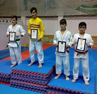 Judoka de la CSŞ Târgovişte, pe podium la Naţionalele U12 şi U13