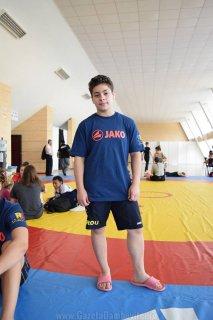 Maria Cioclea, eliminată în sferturi la Europenele de Lupte de la Dortmund
